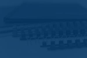 blau Bindung Hintergrund Kopierladen Werne