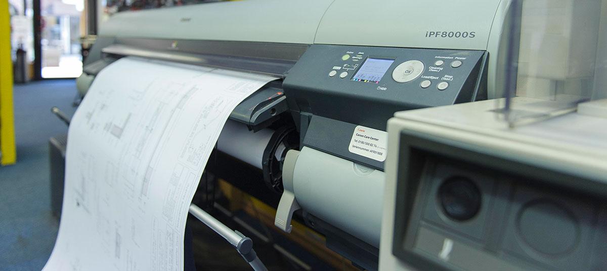 Digitaldruck Leistung Kopierladen Werne