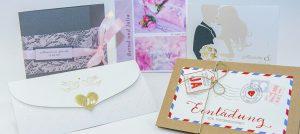Einladungskarten individuell Kopierladen Werne