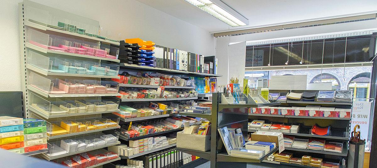 Produkte Schreibwaren Kopierladen Werne