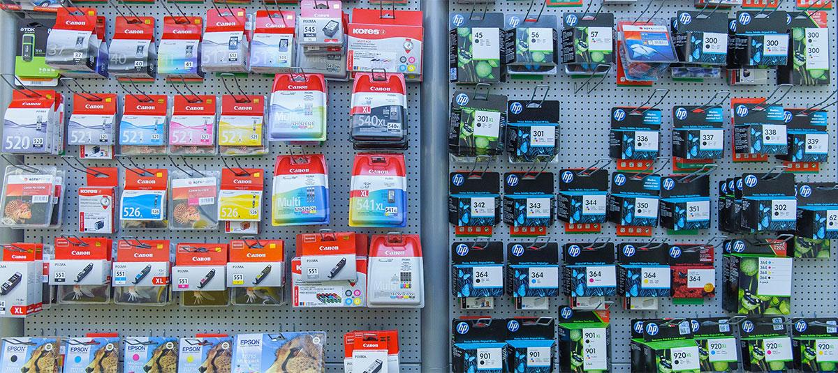 Produkte Tintenpatronen Kopierladen Wernev